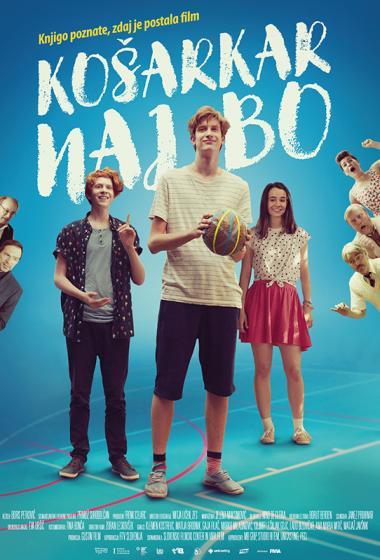 Košarkar naj bo | Kino nad mestom (vstop prost)  - poster
