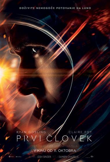 Prvi človek - poster