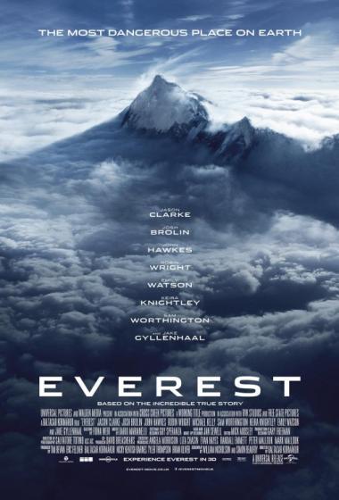 Everest 3D - poster