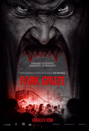 Park groze - poster