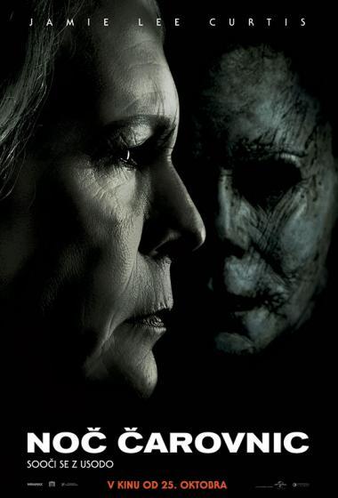 Noč čarovnic - poster