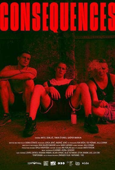 Posledice | Filmsko gledališče - poster