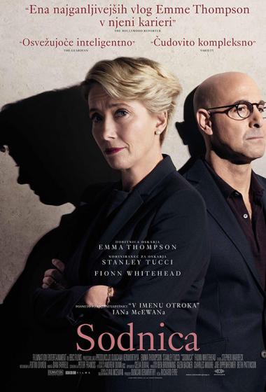 Sodnica | Filmsko gledališče - poster