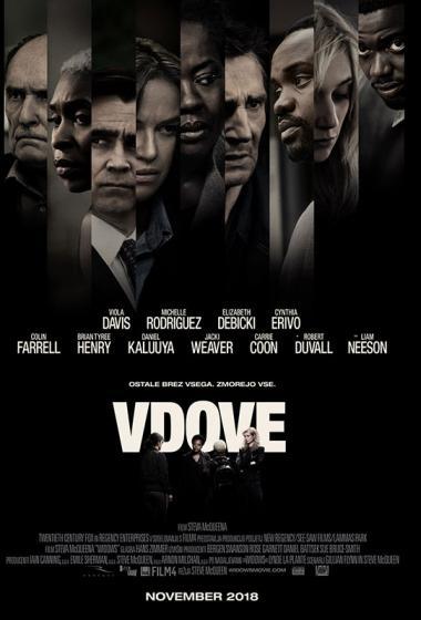 Vdove | Filmsko gledališče - poster