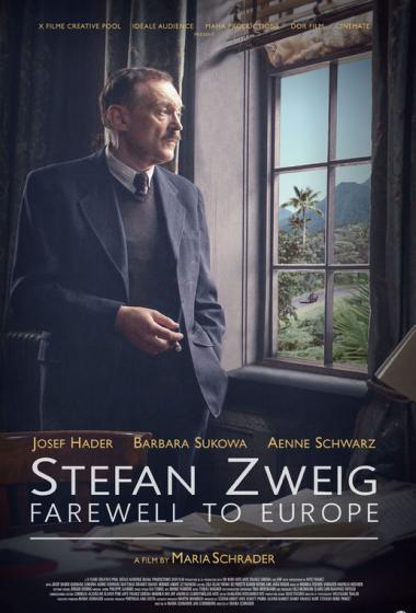 Stefan Zweig: Slovo od Evrope | Filmsko gledališče - poster