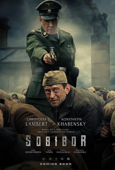 Sobibor | Teden ruskega filma (vstop prost) - poster