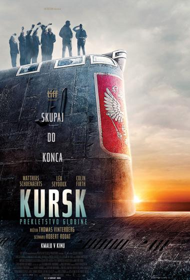 Kursk: prekletstvo globine - poster