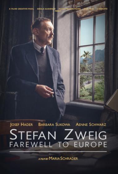 Stefan Zweig: Slovo od Evrope  - poster