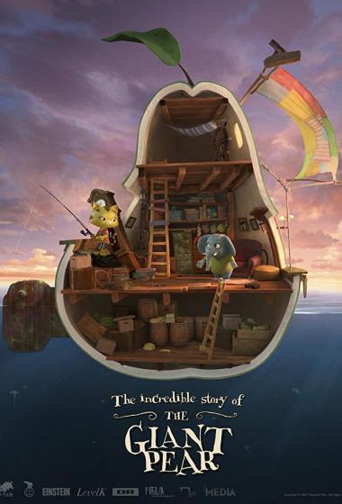 Neverjetna zgodba o velikanski hruški (sinhronizirano)  - poster