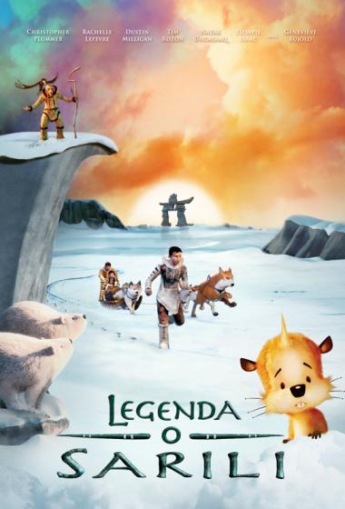 Legenda o Sarili 3D (sinhronizirano) - poster