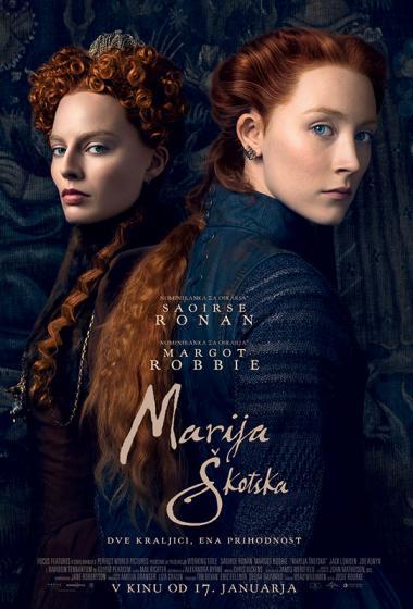 Marija Škotska - poster