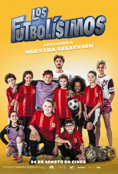 Super fuzbalistični - poster