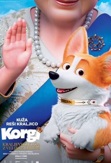 Korgi: Kraljevski kuža z velikim srcem (sinhronizirano)  - poster