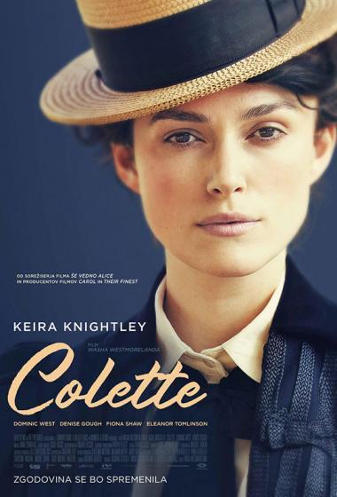 Colette | Filmsko gledališče - poster