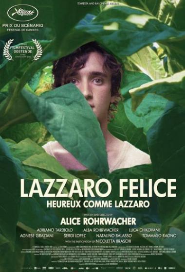 Srečen kot Lazzaro | Filmsko gledališče - poster