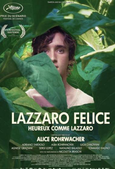 Srečen kot Lazzaro | Z LIFFa v Loko - poster