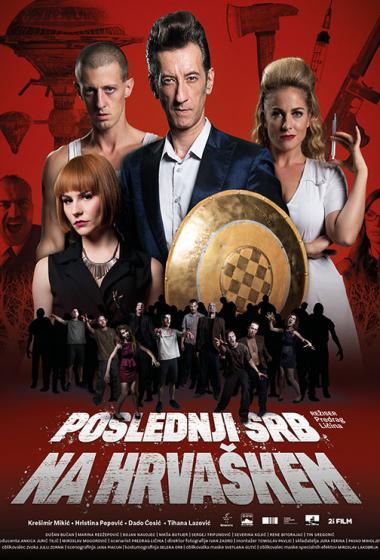 Poslednji Srb na Hrvaškem - poster