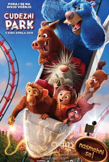 Čudežni park (sinhronizirano) - poster