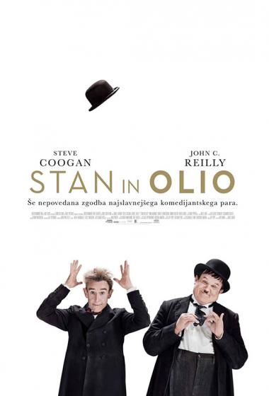 Stan in Olio - poster