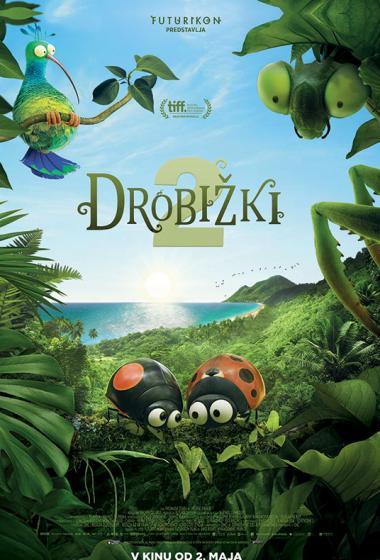 Drobižki 2 (sinhronizirano) 3D - poster