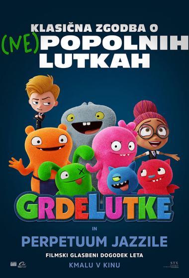 GrdeLutke: Popolno nepopolne (sinhronizirano) - poster
