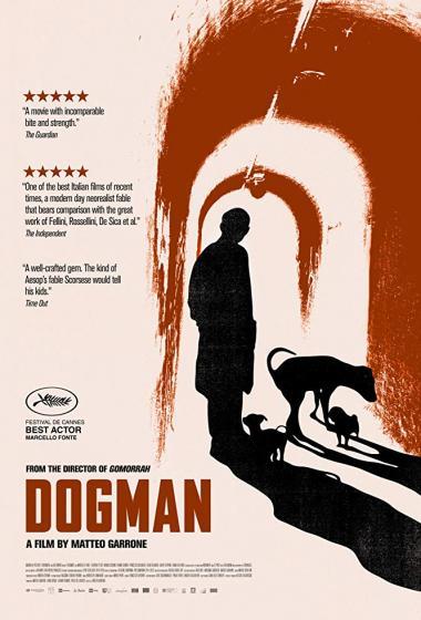 Dogman | Z LIFFa v Loko - poster