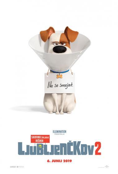 Skrivno življenje hišnih ljubljenčkov 2 (sinhronizirano) 3D - poster