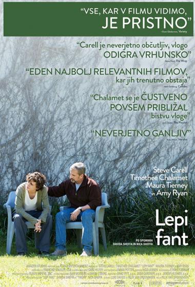 Lepi fant | Dnevi flamskega filma (vstop prost)  - poster