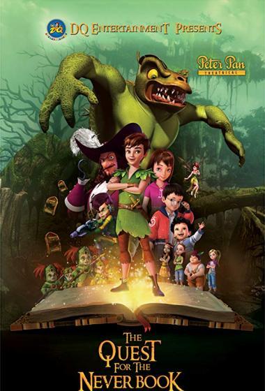 Peter Pan: Iskanje knjige Nije (sinhronizirano) - poster
