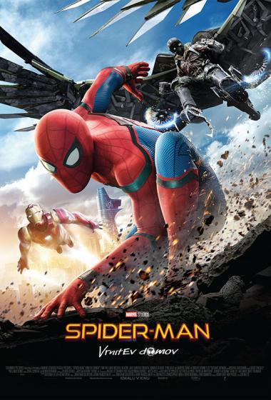 Spider-Man: Daleč od doma 3D - poster