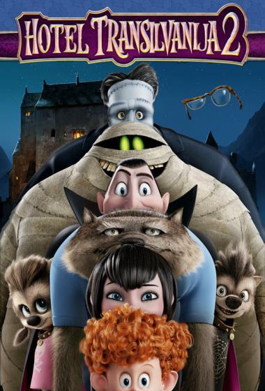 Hotel Transilvanija 2 3D (sinhronizirano) - poster