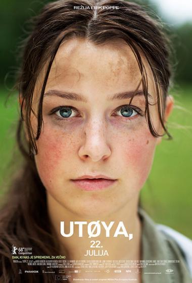 Utoya, 22. julija   Z LIFFa v Loko  - poster
