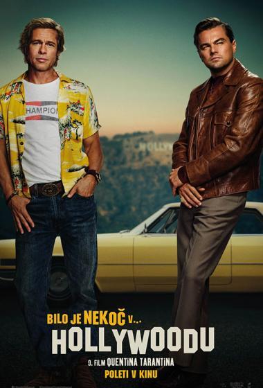 Bilo je nekoč … v Hollywoodu - poster