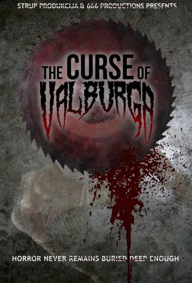 Prekletstvo Valburge  - poster