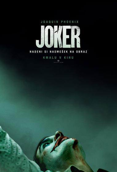 Joker | Filmsko gledališče - poster