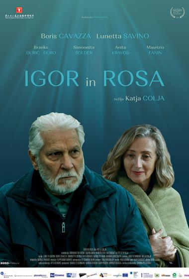 Igor in Rosa - poster