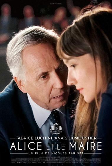 Alice in župan | Filmsko gledališče - poster
