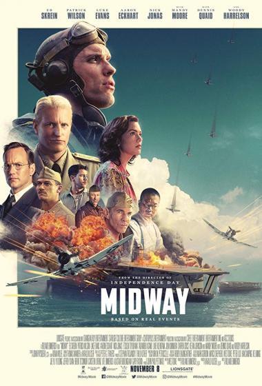 Bitka za Midway - poster