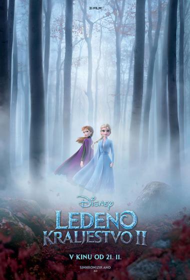 Ledeno kraljestvo 2 (sinhronizirano) - poster