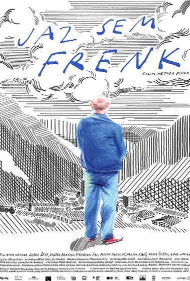 Jaz sem Frenk   Z LIFFa v Loko - poster