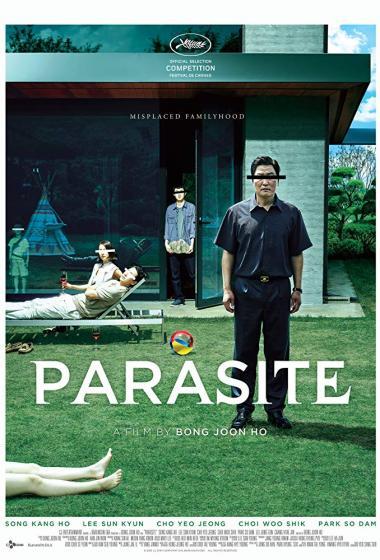 Parazit  - poster
