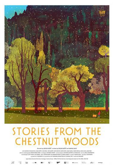 Zgodbe iz kostanjevih gozdov | Z LIFFa v Loko - poster