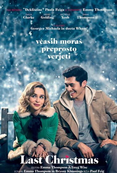 Last Christmas - poster