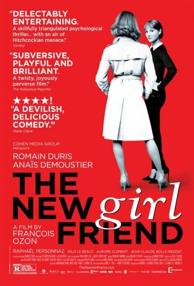 Nova prijateljica | Filmsko gledališče - poster
