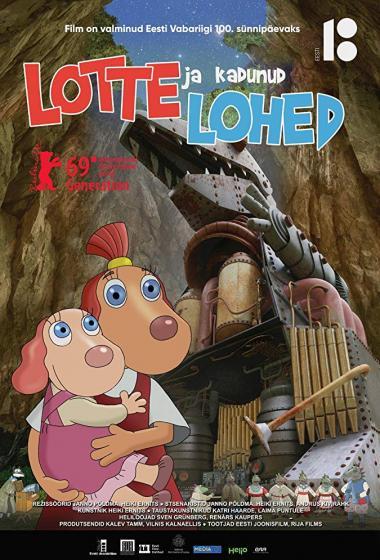Loti in izgubljeni zmaji (sinhronizirano) - poster