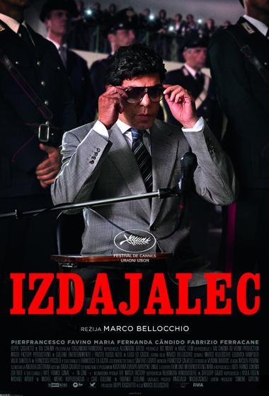 Izdajalec | Z LIFFa v Loko  - poster