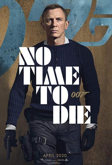Ni čas za smrt - poster