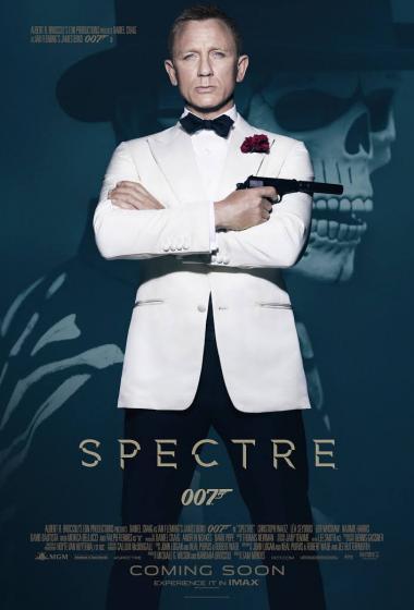Spectre - poster
