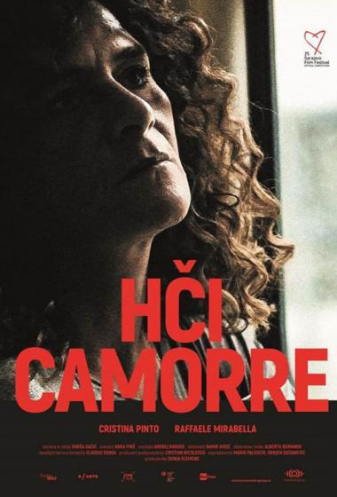 Hči Camorre - poster