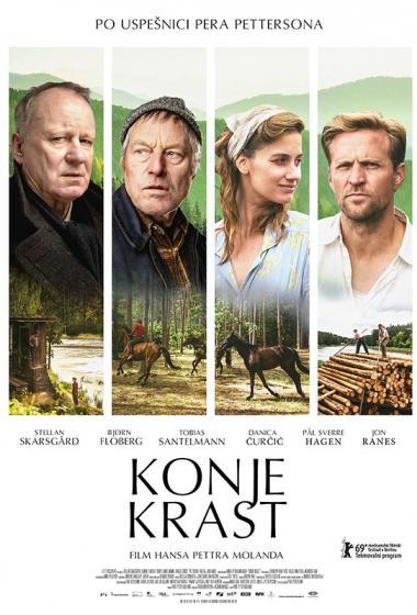 Konje krast | Z LIFFa v Loko  - poster